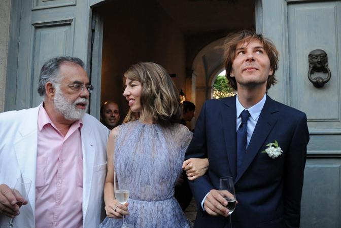 Thomas Mars, Sofia e Francis Ford Coppola