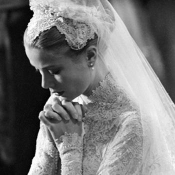 Grace Kelly sposa