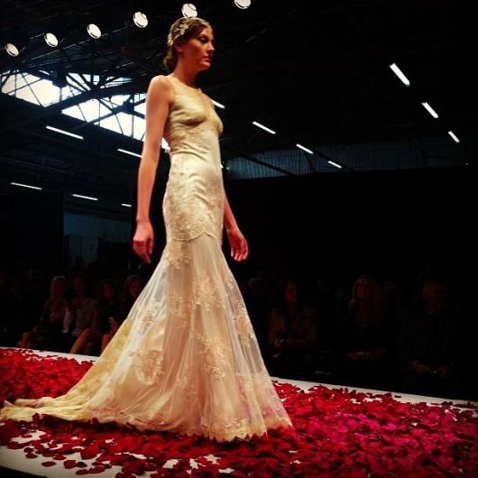 abito da sposa Ambrosia Claire Pettibone Fall 2014 foto lbenedum on Instagram