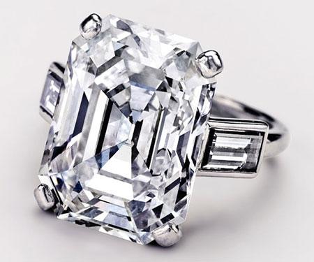 Anello di fidanzamento Grace Kelly - Foto da princescope,com