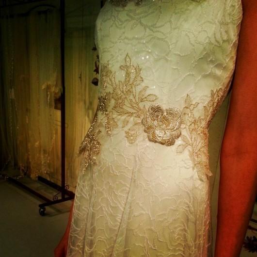 abito da sposa Claire Pettibone Fall 2014 foto guyptolemy on Instagram