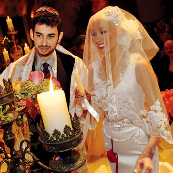 Cristina Aguilera alle nozze