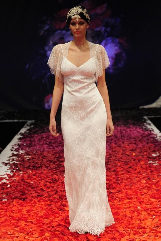 abito da sposa Juniper Claire Pettibone Fall 2014