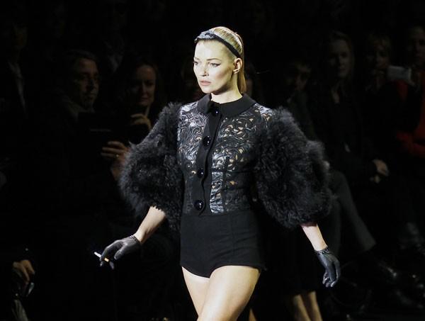 Kate Moss per Dior - Foto Reuters