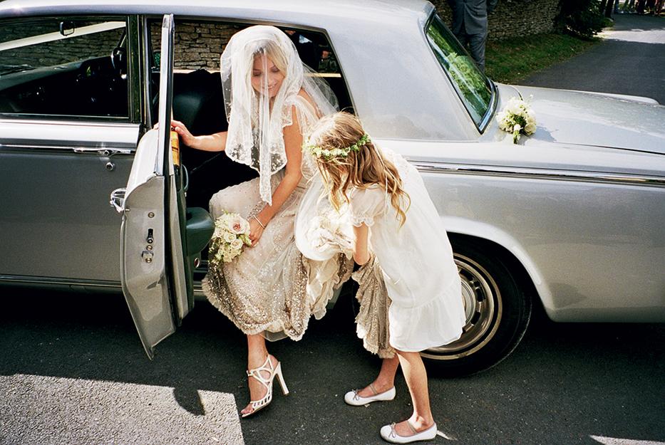 Kate Moss - Foto by Mario Testino per Vogue USA