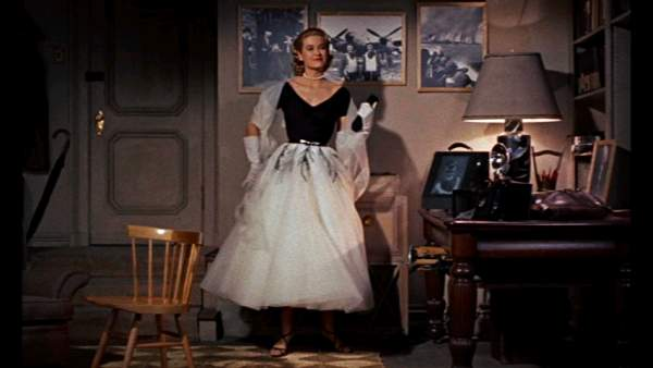 Grace Kelly in La finestra sul cortile -Foto da dollymix.tv