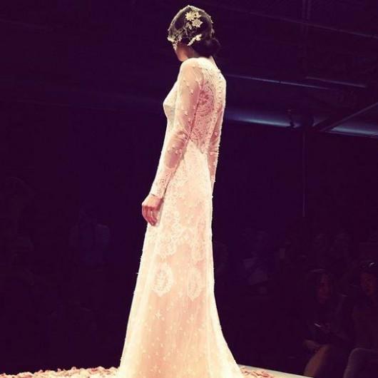 abito da sposa Lily Claire Pettibone Fall 2014