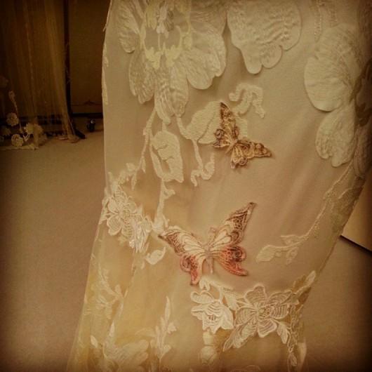 abito da sposa Mariposa Claire Pettibone Fall 2014 foto guyptolemy on Instagram
