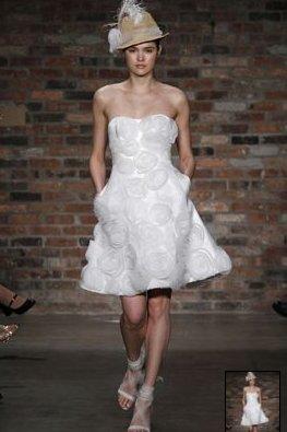 Melissa Sweet abito da sposa collezione Reveire modello Bruges