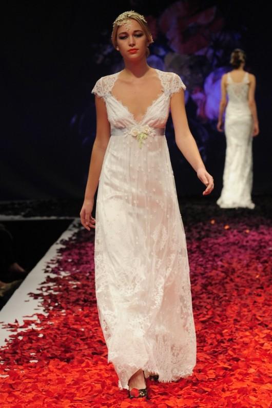 abito da sposa Minuet Claire Pettibone Fall 2014