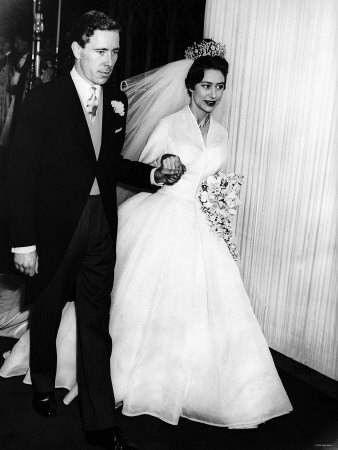 Princess Margaret e Anthony Armstrong-Jones
