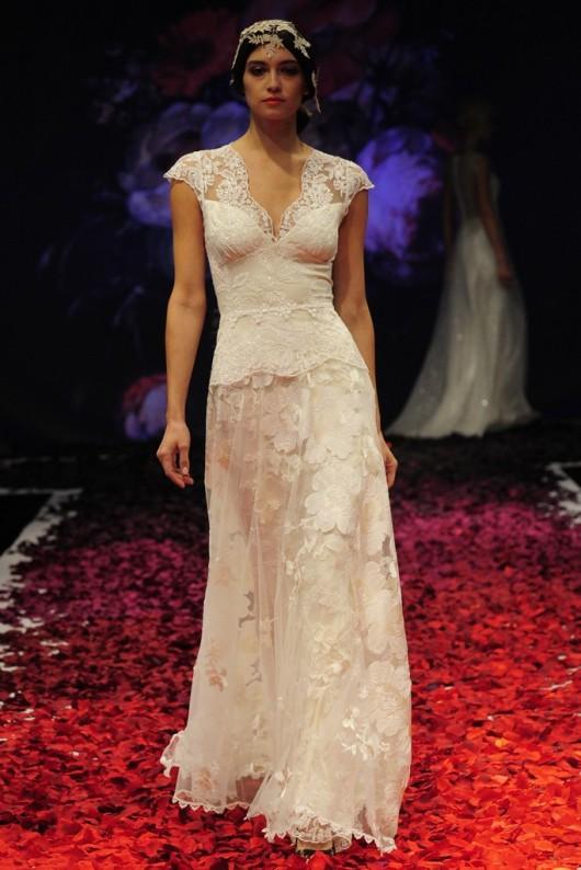 abito da sposa Rachel Claire Pettibone Fall 2014