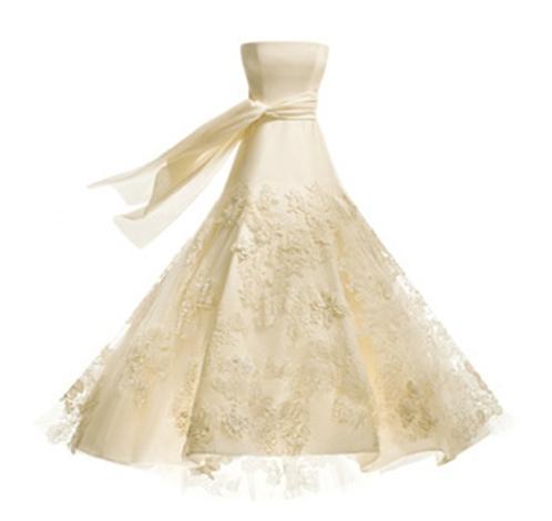 abito da sposa Vera Wang