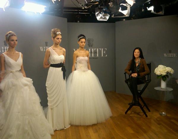 abito da sposa Vera Wang abiti collezione White