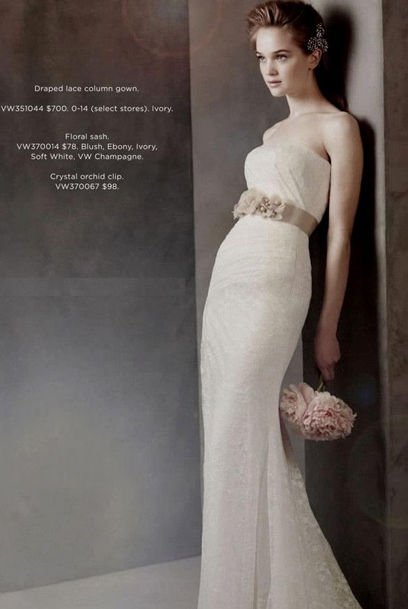 Collezione sposa White Vera Wang Fall 2011