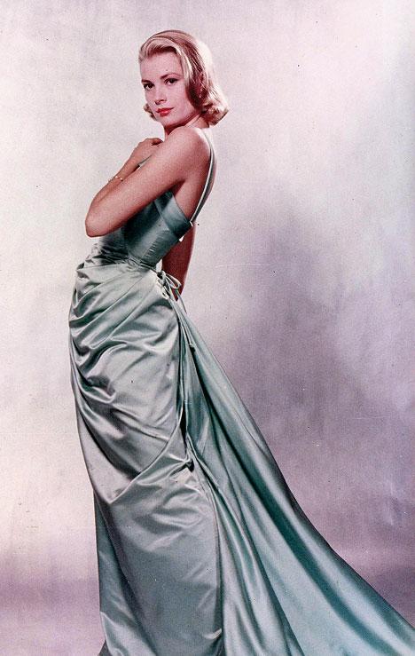 Grace Kelly agli Oscar 1955 - da Life