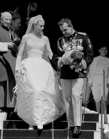 Nozze Grace Kelly Ranieri di Monaco - Foto da juliapgelardi.wordpress.com