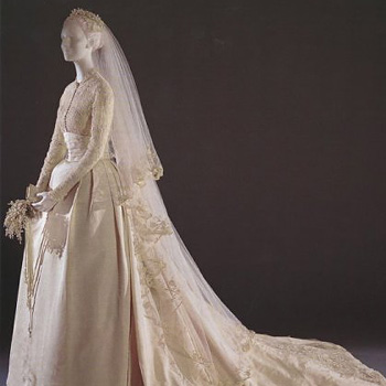 Abito da sposa Grace Kelly