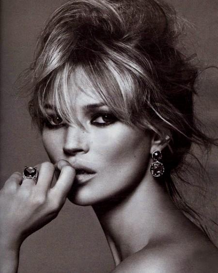 Kate Moss - Foto da moda.pourfemme.it