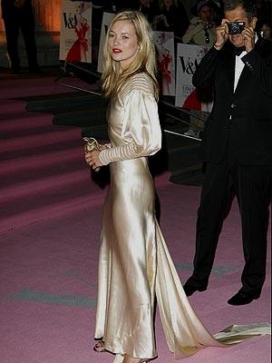 Kate Moss -Foto da barnettcreations.blogspot.com