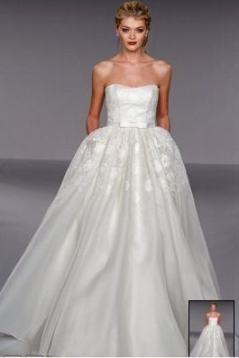 Priscilla of Boston abito da sposa collezione Vineyard modello Morgan