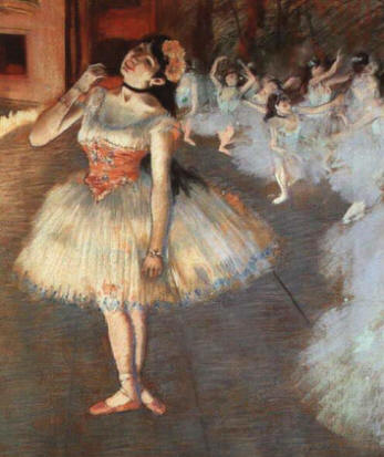 ballerine Degas Vera Wang
