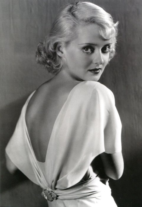 "Bette Davis - Foto dal libro ""The dress"""