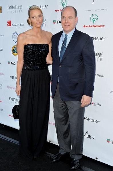 Charlene e Alberto di Monaco fidanzati - Foto da diredonna.it
