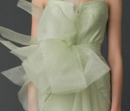 abito da sposa Harper Vera Wang Spring 2012