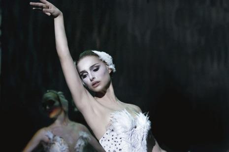 Natalie Portman ne Il cigno nero film