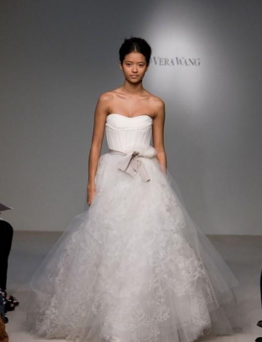 abito da sposa Hannah Vera Wang Spring 2012