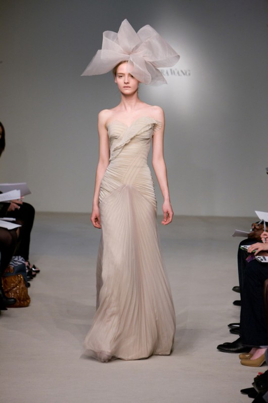 abito da sposa Hayden Vera Wang Spring 2012