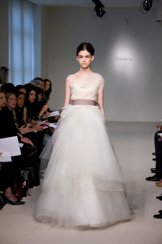 abito da sposa Hazel Vera Wang Spring 2012