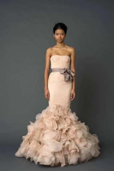 abito da sposa Holly Vera Wang Spring 2012