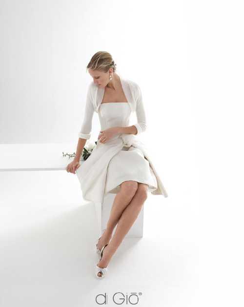 Le spose di Giò abito da sposa corto