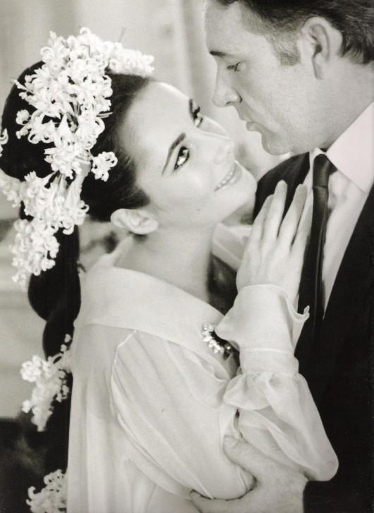 Liz Taylor nozze con Richard Burton