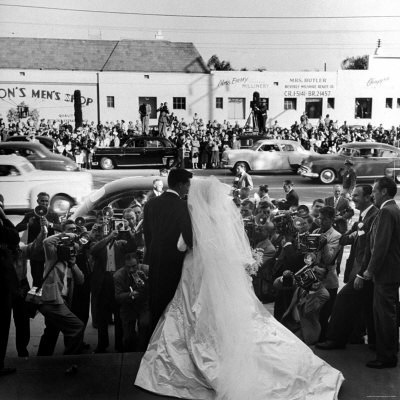 Liz Taylor nozze con Nicky Hitlon