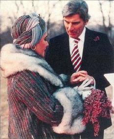 Liz Taylor nozze con Senatore John Warner