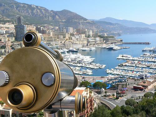 Vista  Monaco da solotravel.it