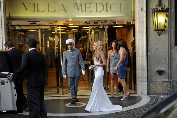 A Petra Ecclestone Il Primato Del Matrimonio Pi Costoso Del Mondo The Dress