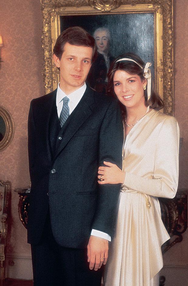 Nozze Caroline di Monaco e Stefano Casiraghi da royalweddings.hellomagazine.com