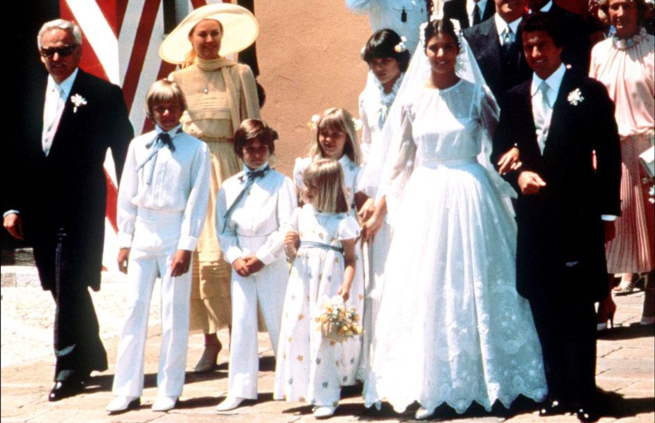 Nozze religiose Caroline e Phippe Junot 78 da royalweddings.hellomagazine.com