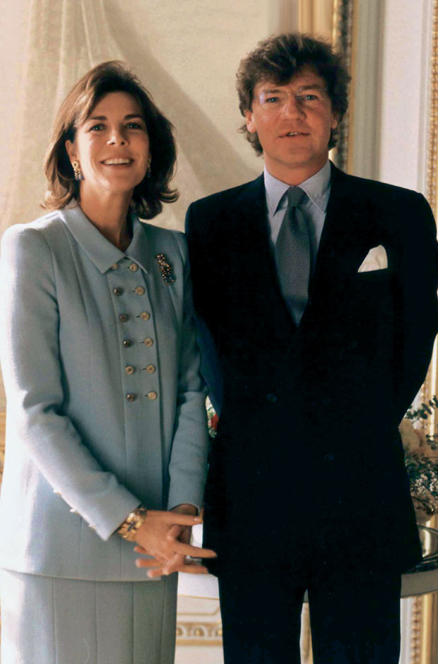 Nozze tra Caroline di Monaco e Ernst di Hannover da royalweddings.hellomagazine.com