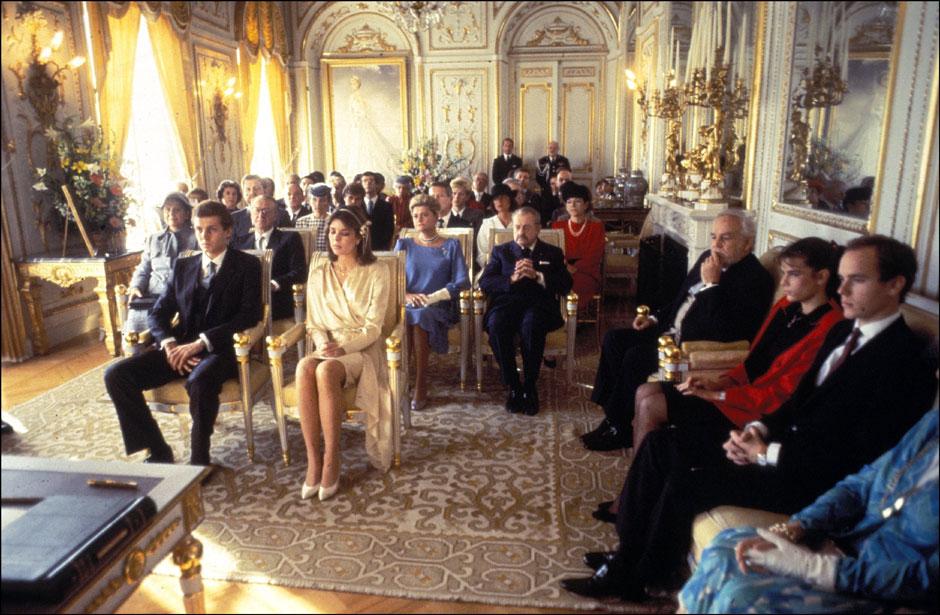 Nozze Caroline di Monaco Stefano Casiraghi da royalweddings.hellomagazine.com