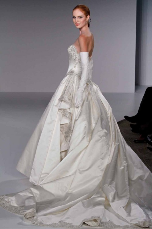 abito da sposa Priscilla of Boston