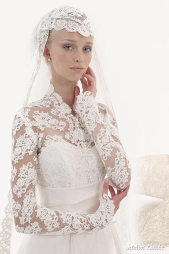 abito da sposa Modello Grace Kelly Atelier Aimèe