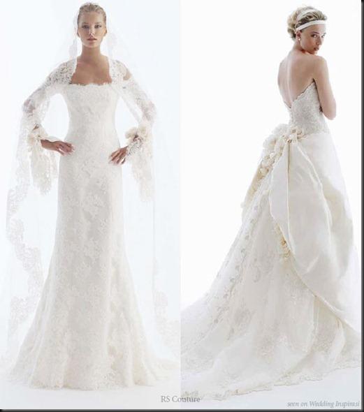 e4b70c720a51 abiti da sposa RS couture Foto da weddinginspirasi