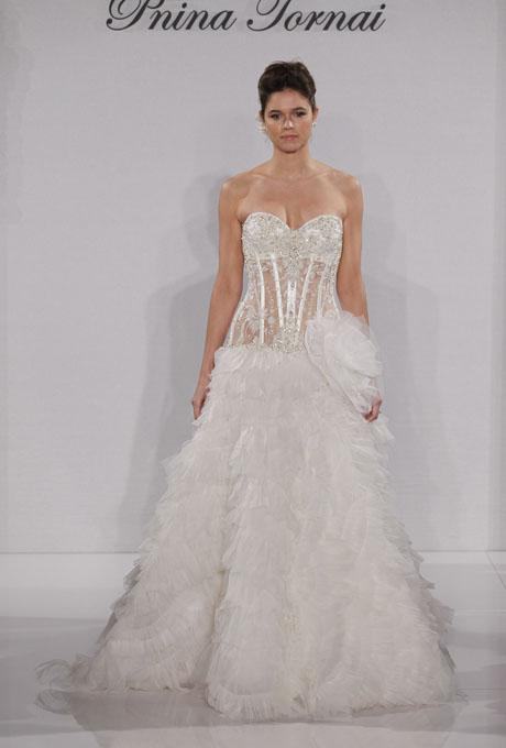la sposa Pnina Tornai  modelli e prezzi 478f1cf9ec6