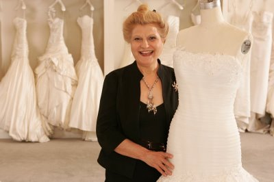 Say Yes to the Dress Vera Skenderis by Todd Pitt c2007 TLC