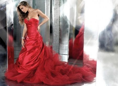 Alessandro couture 2010 con Belen Rodriguez